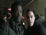 Chris Rock Confrontation Caught On Tape