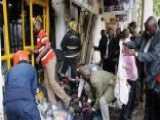 Around The World: Dozens Hurt After Explosion In Kenya