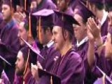 Report: Half Of College Graduates Jobless Or Underemployed