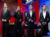 The Glamour And Grind Of Life In Il Divo
