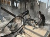Deadly Attack On Syrian Television Station