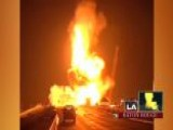Across America: Tanker Crash Shuts Down Highway In Louisiana