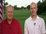 Golf Great Jack Nicklaus Tees Up For Patriots