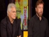 'Last Ounce Of Courage' Gets Chuck Norris' Seal Of Approval
