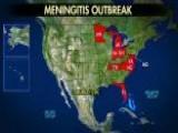 CDC: 91 Cases Of Rare Fungal Meningitis Surface