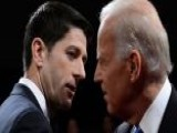 Split Decision? Polls, Pundits Score Biden-Ryan A Draw