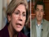Adam Carolla's Beef With Elizabeth Warren