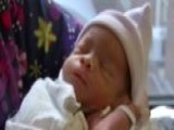 'Miracle' Baby Feared Dead During Delivery Born Alive