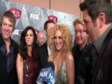 Fun On The ACA Red Carpet