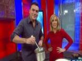 Fight The Flu: Todd English Shares His Chicken Soup Recipe