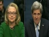 Kerry, Clinton Not Being Asked Important Questions?