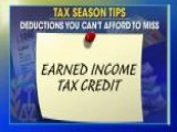 Tax Tips: Deductions You Can't Afford To Overlook