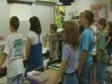 Students Recite Pledge Of Allegiance In Arabic At School