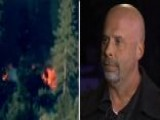 Reporter's Account: Showdown Between Dorner, Police