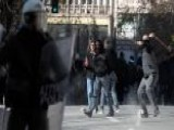 Around The World: Violence On The Streets Of Athens