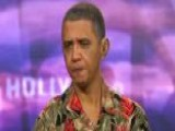 'Obama' Tackles The 'tough' Questions
