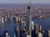 Sneak Peek At View From Top Of One World Trade Center