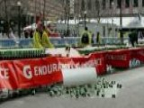 Eyewitness Catches Critical Moments After Boston Bombing