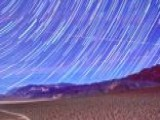 'Star Trails' Captured In Time-lapse Video