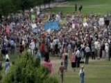 'Moral Monday' Protests In North Carolin