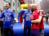 Team Building On 'Fox & Friends'