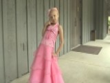 8-year-old Battling Cancer Wins Beauty Pageant