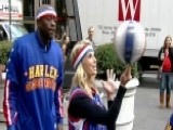 Harlem Globetrotters Open Up Incredibly Close Call