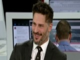 'True Blood' Star Joe Manganiello's Fitness Tips