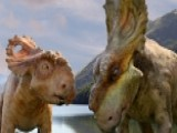 'Walking With Dinosaurs,' 'Anchorman 2' Rush 'The Hobbit'