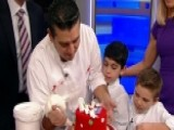 'Cake Boss' To The Rescue