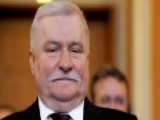 Lech Walesa Questions The Role Of US In The World Today