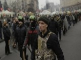 Ukraine's Future In Flux As Protesters Remain In Kiev