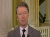 Rand Paul On The 'growing Pains' In The Republican Party