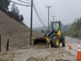 Heavy Rain Threatens Southern California With Mudslides