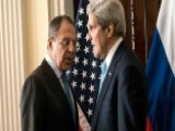 Kerry, Russian Counterpart Meet Ahead Of Crimea Referendum