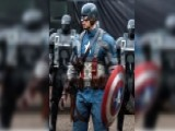 'Captain America' Stars Talk 'Winter Soldier'
