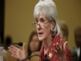 HHS Secretary Sebelius Resigning From Obama Administration