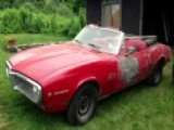 'Holy Grail' Of Muscle Cars Found In Old Barn