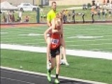 13-year-old Twin Helps Sister Finish Race