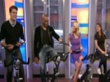 Supermodels Tyson Beckford, Chad White Spin For Good Cause