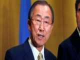 Optics Problem For UN Secretary General?