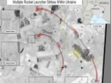 US Releases Satellite Images Showing Russia Shelling Ukraine