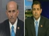 Reps. Gohmert, Cuellar Debate Illegal Immigration Crisis