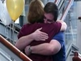 Cancer Survivor Meets Man Who Saved Her Life