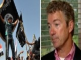 Sen. Rand Paul Comments On The Situation In The Middle East