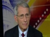 Dr. Anthony Fauci Updates Status Of US Ebola Patients