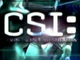 'CSI' Season Cut Short
