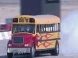 Man Builds Jet-powered School Bus