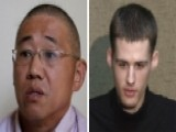North Korea Releases Two Captured U.S. Citizens