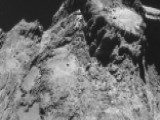 Spacecraft Attempts To Land On Comet Hurling Through Space